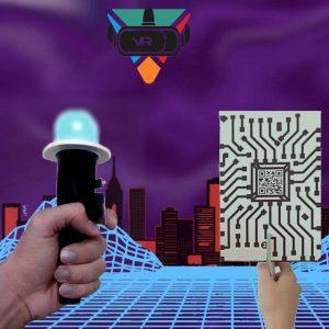 دسته حرکت در واقعیت مجازی