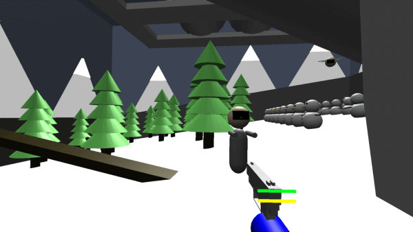 BattleGun VR – FPS MULTI COOP
