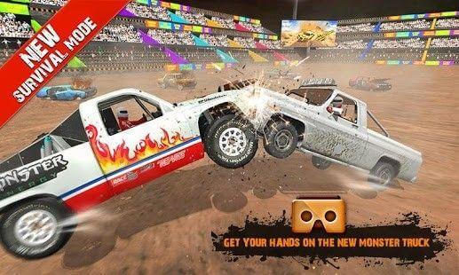 Demolition Derby VR Racing