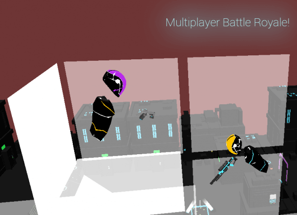 VR Paintball (Multiplayer Battle Royale)