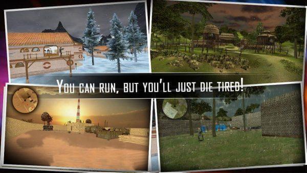 VR Last Commando 2
