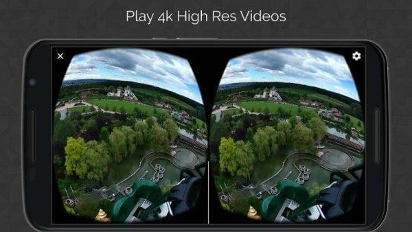 VR Video Player : Lightest VR player