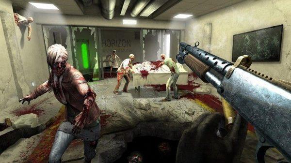 Death Horizon VR