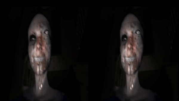 Scary horror for VR