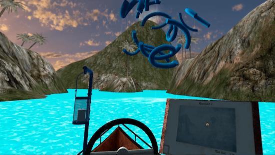 Sea of memories – Optical illusions reach VR