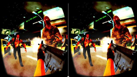 VR Zombie Shoot