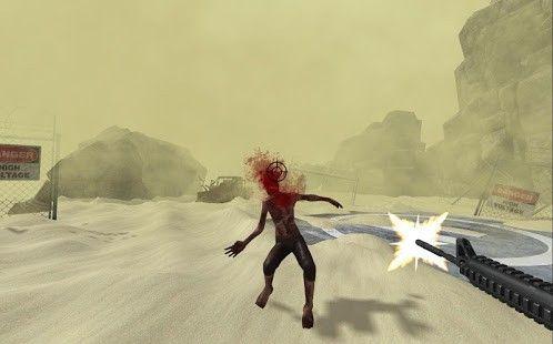 BZ Zombie VR