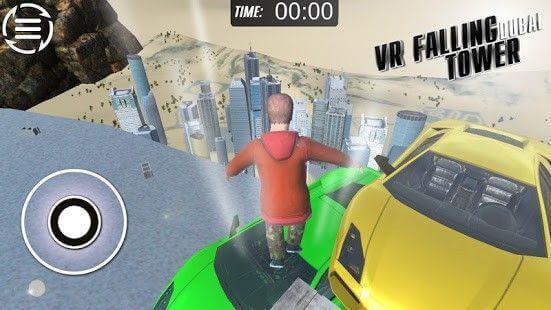 VR Falling Tower Dubai