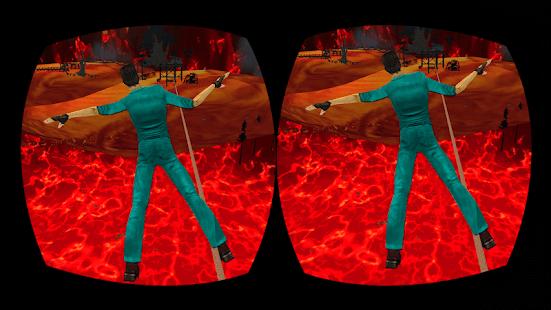 VR Impossible Rope Crossing Adventure_Best App