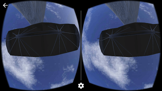 VR Base Jump Experience