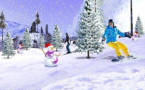 Skiing Adventure VR