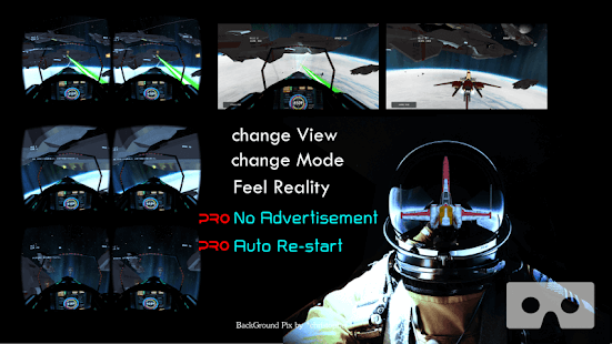 VR Star Combat Pro