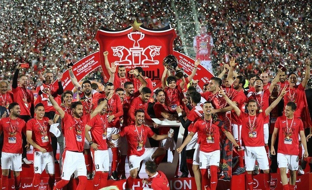 Persepolis Championship Celebration 2017 18 3 - ویدئو 360 درجه از جشن قهرمانی پرسپولیس در لیگ برتر خلیج فارس