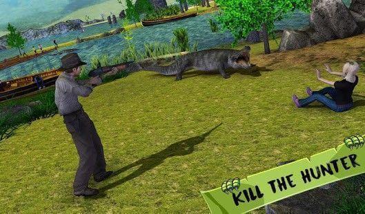 Crocodile Attack VR