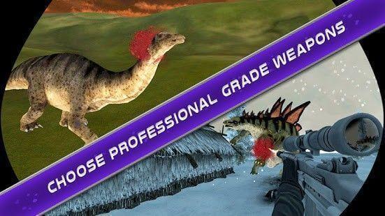 Dinosaur Hunter 2018 – Survival Game In Dino VR 3D