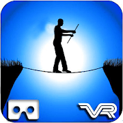 VR Impossible Rope Crossing Adventure_Best App