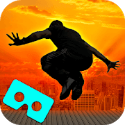 VR Parkour 360 – Cardboard Running Game