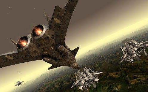 Fractal Combat X vr Premium