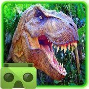 VR Time Machine Dinosaur Park