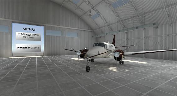 VR Flight: Airplane Pilot Simulator