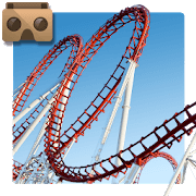 VR Thrills: Roller Coaster 360