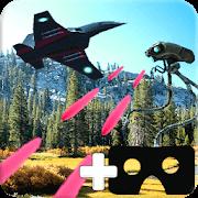 Phalanx VR virtual reality shooter game aliens