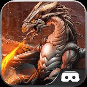 VR Safari Dragon Hunting Challenge Park