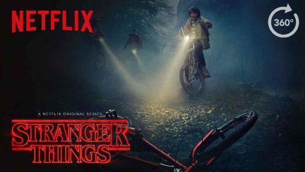 فیلم واقعیت مجازی ترسناک سریال Stranger Things