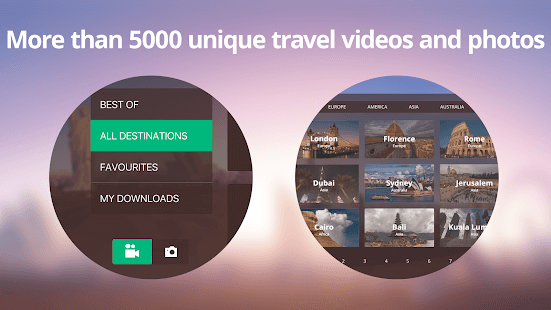 Sygic Travel VR
