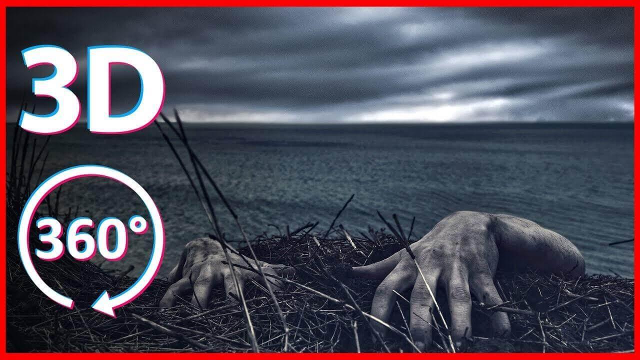 maxresdefزیault - فیلم 4k واقعیت مجازی ترسناک برکه