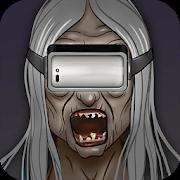 Virtual Reality Grandma VR Horror Fleeing