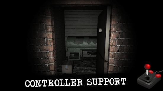 Slendra VR Horror Basement Game