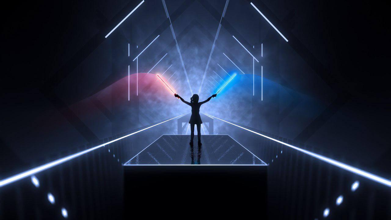 photo 2018 12 30 18 11 52 - فیلم واقعیت مجازی بازی beat saber