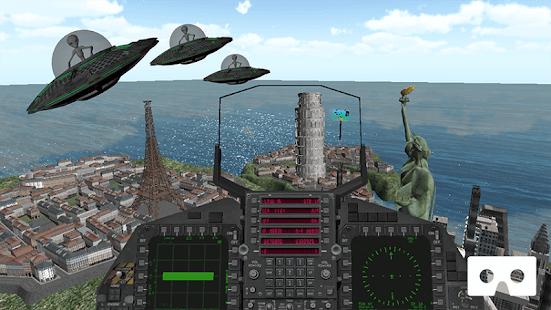 Aliens Invasion VR
