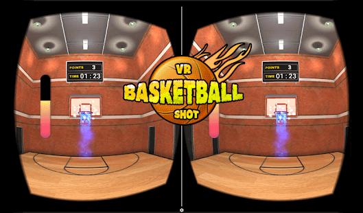 VR Basketball Shoot 3D