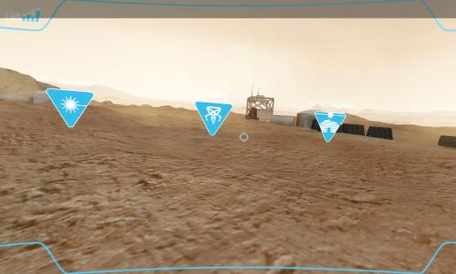 NASA Mars Cardboard Experience