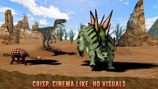 Dino Land VR – Virtual Tour