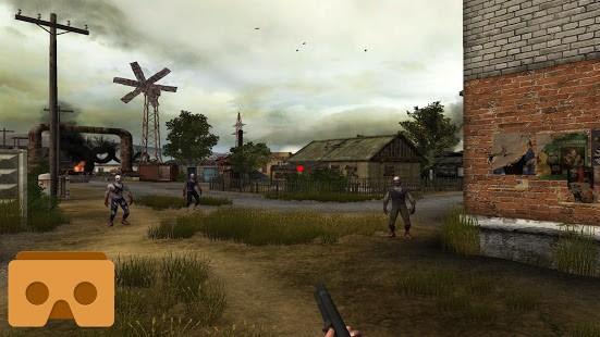 VR Zombie Town 3D