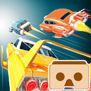 Rocket Carz Racing VR