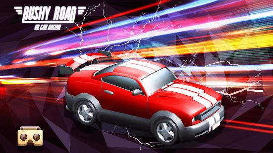 VR Car Racing: Rushy Road