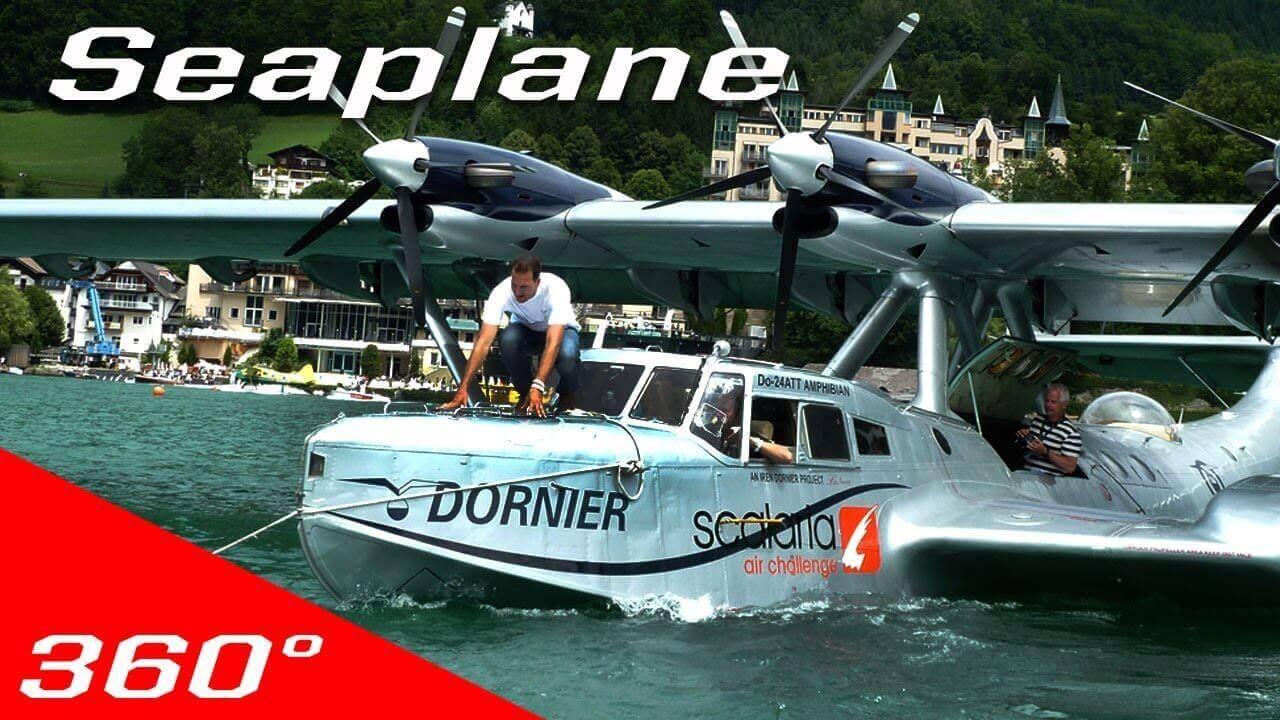 maxresdefaulضt - فیلم واقعیت مجازی پرواز با Dornier