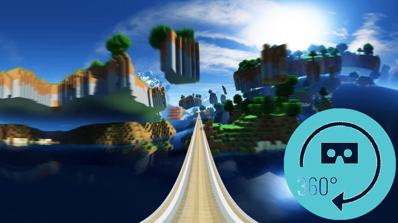 maxresdefault 6 - فیلم واقعیت مجازی ترین پر سرعت ماین کرافت