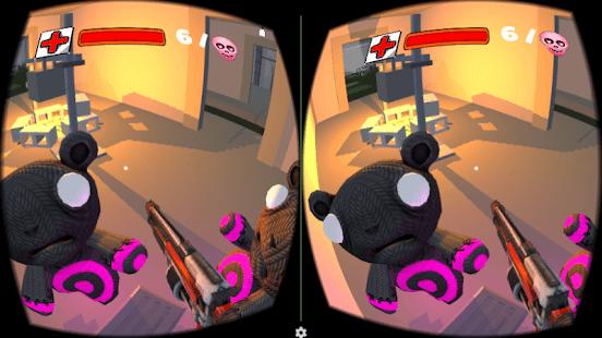 Zombie Shooter Battleground VR: Survival