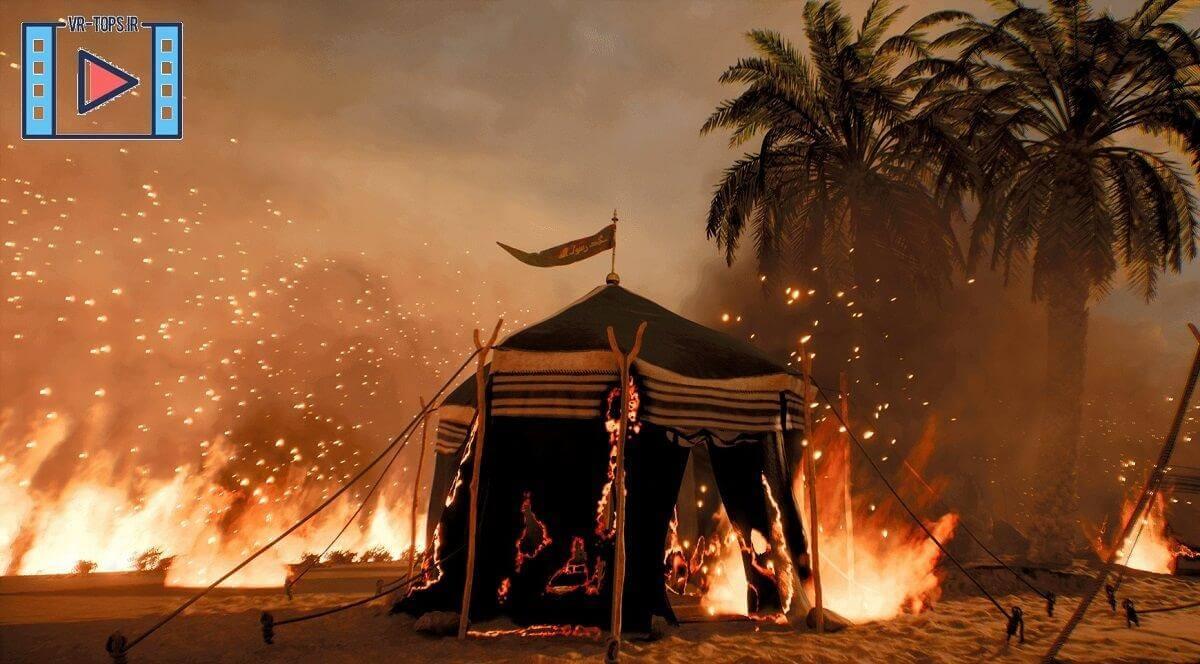 s - فیلم واقعیت مجازی عاشورا  vr karbala