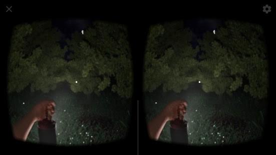 VR Dont Look Back
