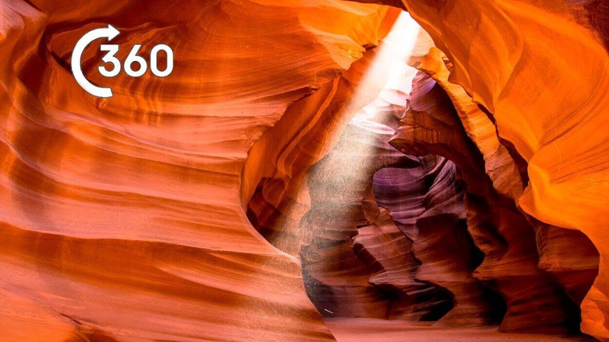 maxresdefault 6 - فیلم 4k واقعیت مجازی از صحرا