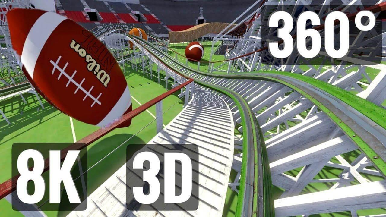 maxresdefault 6 - فیلم 4k واقعیت مجازی هیجانی ترین در زمین فوتبال