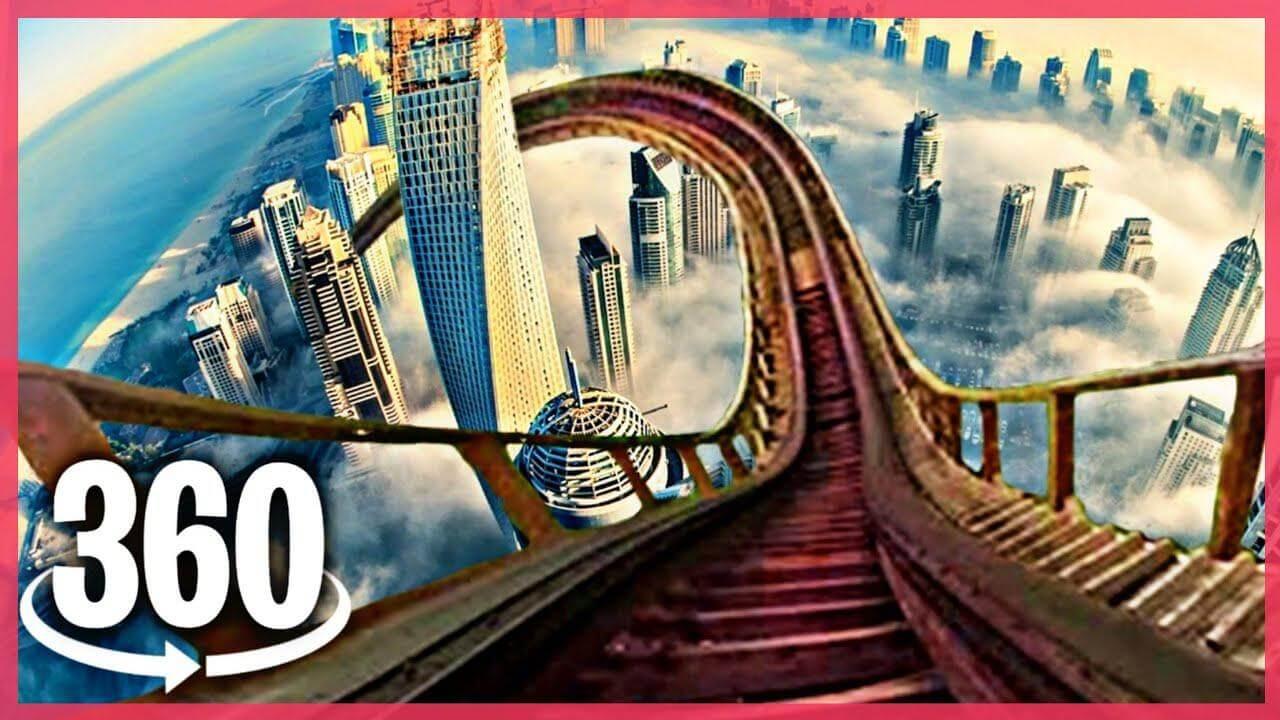 photo 2019 12 05 19 26 50 - فیلم واقعیت مجازی هیجانی ترین شهربازی