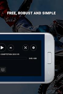 پلیر واقعیت مجازی DeoVR Video Player (Cardboard)