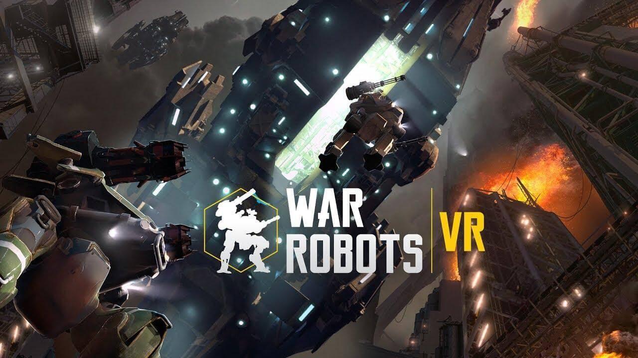 maxresdefault 20 - فیلم 4k واقعیت مجازی جنگ ربات ها